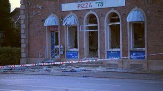 Wieder Explosion in Kopenhagen