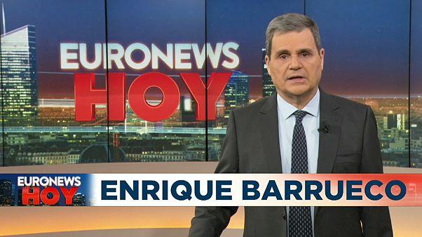 Euronews Hoy | Las noticias del miércoles 18 de septiembre de 2019