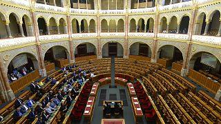 AzOrszággyűlésrendkívüli plenáris ülésén 2019. szeptember 18-án