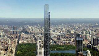 New York: Höchstes Wohnhaus der Welt