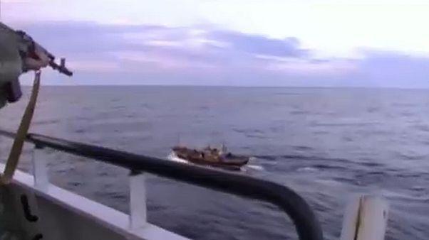 Elmérgesedő tengeri incidens Oroszország és Észak-Korea között