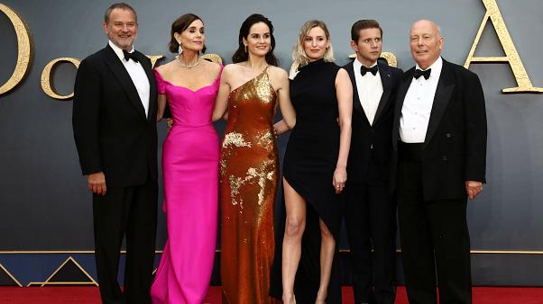 Downton Abbey emprunte la voie royale