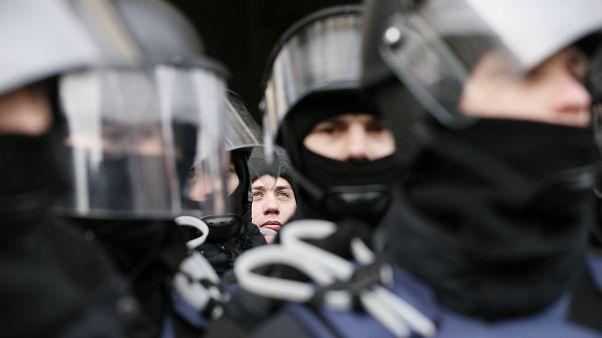 Κίεβο: Συνελήφθη ο άνδρας που απειλούσε να ανατινάξει γέφυρα