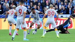 Galatasaray Şampiyonlar Ligi'ne beraberlikle başladı