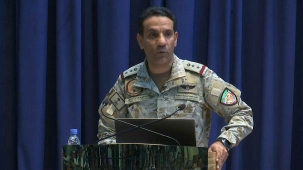 Il portavoce del Ministero della Difesa saudita