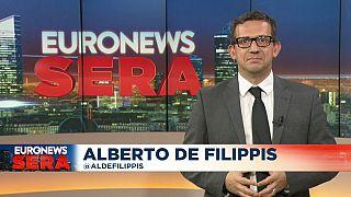 Euronews Sera   TG europeo, edizione di mercoledì 18 settembre 2019