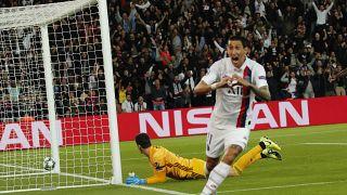 El París Saint-Germain supera al Real Madrid por 3-0 la primera jornada de la Liga de Campeones