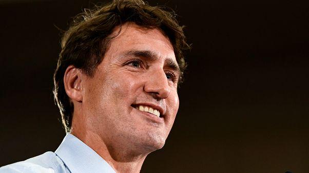 """Trudeau esmer makyajlı fotoğrafı nedeniyle özür diledi: """"Aptalca bir şeydi"""""""