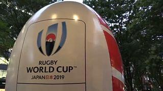 Coupe du Monde : le Japon se lance dans la rugbymania