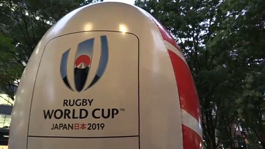 Japón se viste de gala para el Mundial de Rugby