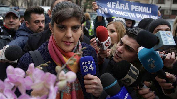 Kövesi: a román korrupció elleni harc kapott bizalmat!