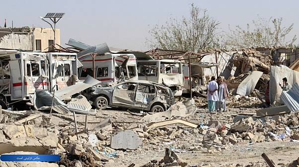 حمله هوایی اشتباه نیروهای امنیتی افغانستان دستکم ۳۰ کشته برجای گذاشت