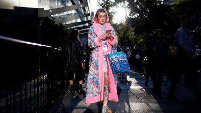 London Fashion Week, September 2019