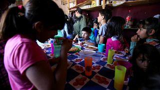 Élelmezési vészhelyzet Argentínában