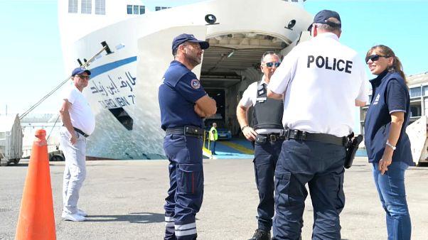 La Interpol detecta a más de una docena de terroristas extranjeros en el Mediterráneo