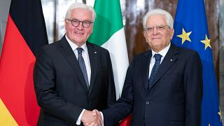 Επίσκεψη Σταϊνμάιερ στη Ρώμη: Επαναπροσέγγιση Ιταλίας-Γερμανίας