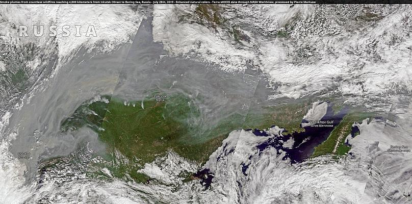 Pierre Markuse/Terra MODIS/NASA Worldview