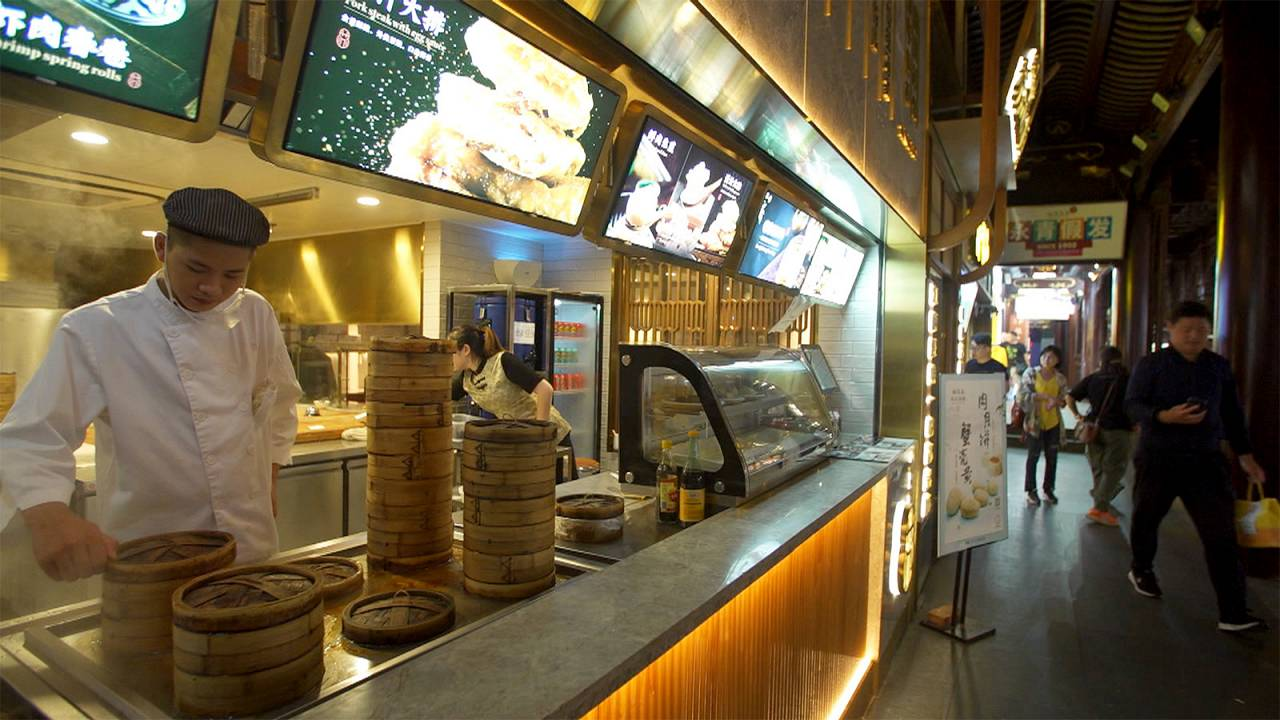 Çin'in megakenti Şanghay'da gastronomi turu