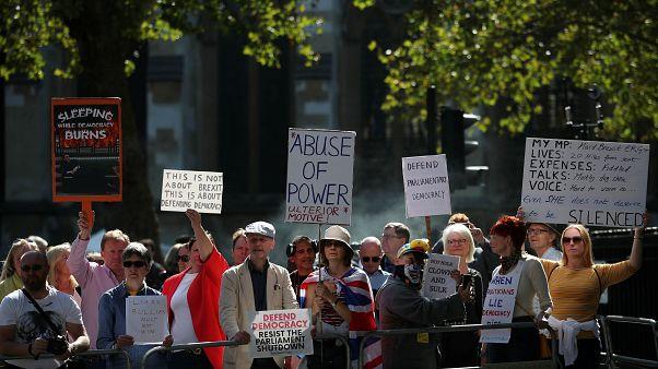 Tory contro tory: l'ex premier conservatore Major contro Johnson
