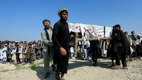ABD drone saldırısında en az 30 sivil yaşamını yitirdi / Nangarhar Afganistan