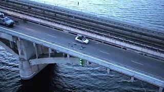 Kiev: minacciava di far esplodere ponte