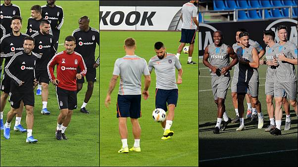 UEFA Avrupa Ligi başlıyor: Beşiktaş, Trabzonspor ve Başakşehir maçları saat kaçta, hangi kanalda?