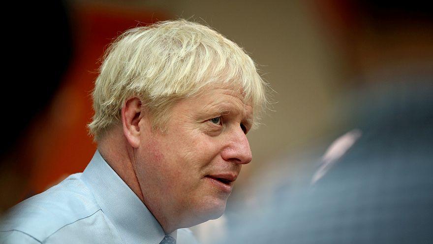Újabb kellemetlen hétvége Boris Johnsonnak