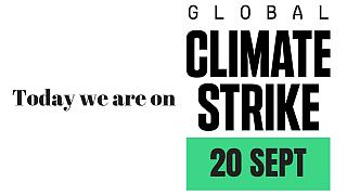 Today we are on Global Climate Strike