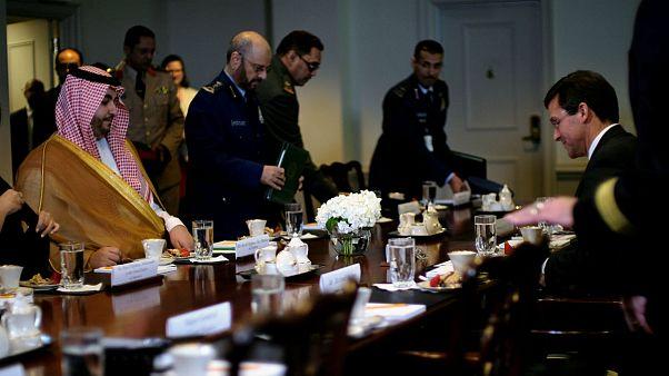 خودداری پنتاگون از تایید یا رد نقش مستقیم ایران در حمله به آرامکو