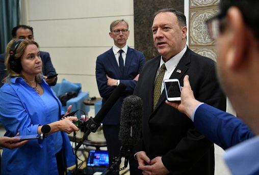 Иранскую делегацию пустили в Нью-Йорк