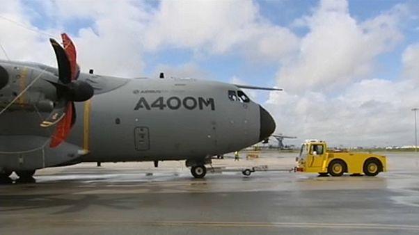 Hozzáférhettek a német hadsereg bizalmas irataihoz az Airbus dolgozói