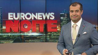 Euronews Noite   As notícias do Mundo de 19 de setembro de 2019