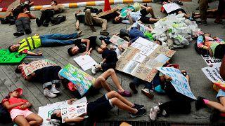 Παγκόσμια κινητοποίηση κατά της κλιματικής αλλαγής