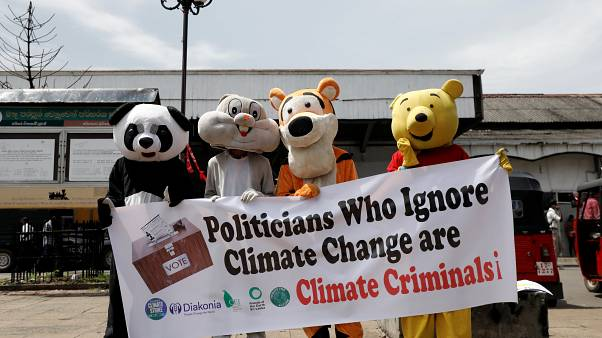 Климат: Красный Крест бьет тревогу