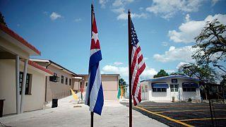 ایالات متحده آمریکا دو دیپلمات کوبایی را اخراج کرد