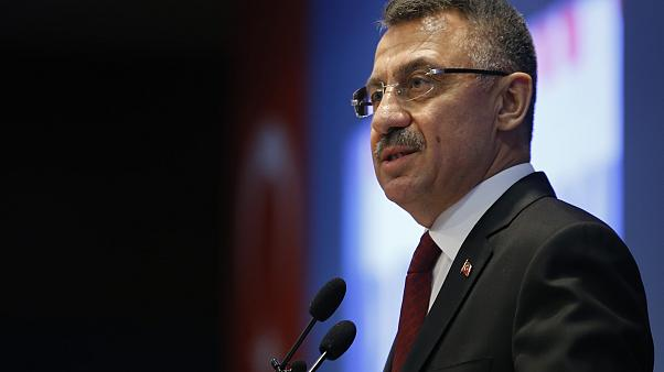 ο αντιπρόεδρος της Τουρκίας, Φουάτ Οκτάι