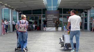 Διεθνές αεροδρόμιο Λάρνακας