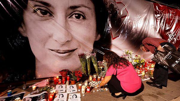 Malta urged to drop libel cases against murdered journalist Daphne Caruana Galizia