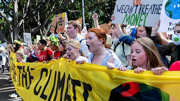 Küresel İklim Grevleri başladı, Türkiye'de 15 ilde eylem var