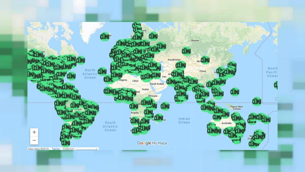 Where is climate action happening across the world and near ...