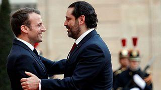 سعد حریری در پاریس: فرانسه همچنان پیگیر کاهش تنشها در خلیج فارس است