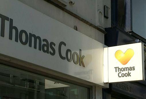 Thomas Cook em risco de fechar portas