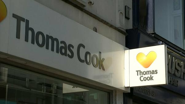 Thomas Cook al borde de la suspensión de pagos