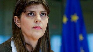 Laura Kovesi: Romania's ex-corruption chief speaks after EU public prosecutor support