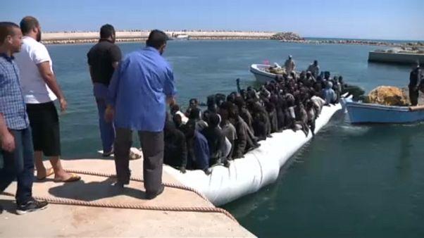 ΕΕ: Η Λιβύη πρέπει να λάβει μέτρα για την προστασία των μεταναστων