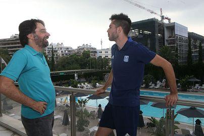 INTIME SPORTS/Στέλιος Βολιτάκης