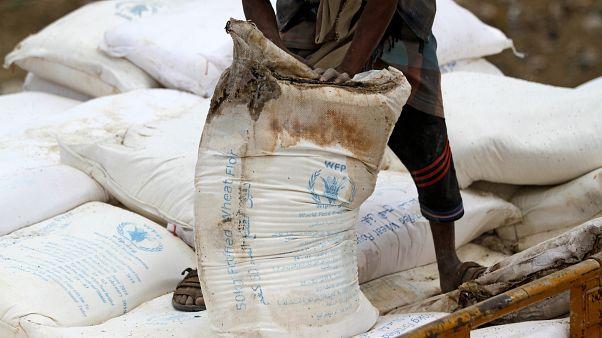 سازمان ملل: ۱۲ میلیون یمنی کمک غذایی دریافت کردند
