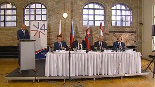 Szorosabbra fűzi a védelmi együttműködést a négy visegrádi ország