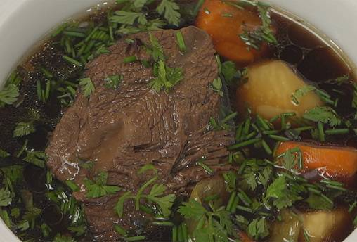 Fransız-Japon füzyon mutfağı: Soya soslu Fransız yahnisi 'pot-au-feu' tarifi