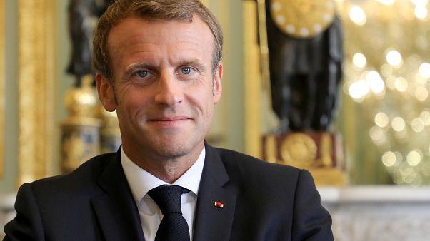"""Macron szerint """"jót tettek neki"""" a sárgamellényes tüntetések"""